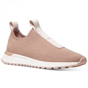 海淘限时75折:Michael Kors Women's Bodie Slip-On Sneakers 迈克尔·科尔斯女士运动鞋