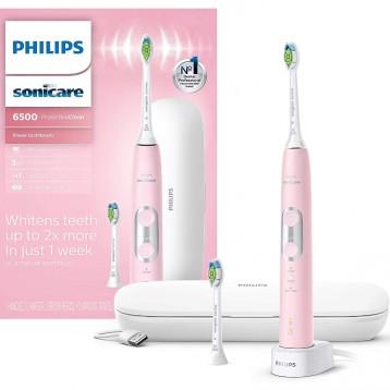 限时¥629.40元:PHILIPS 飞利浦 Sonicare ProtectiveClean 6500 可充电电动牙刷