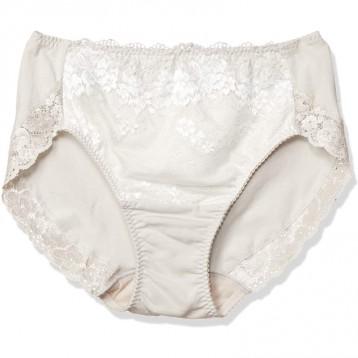 限时88.33元:Wing/Wacoal 华歌尔 中腰蕾丝内裤KF3305 女款
