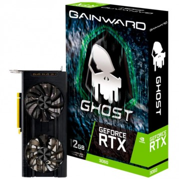 现货好价【电竞显卡】Gainward 耕升 Carte Graphique Nvidia GeForce RTX 3060 Ghost 12Go