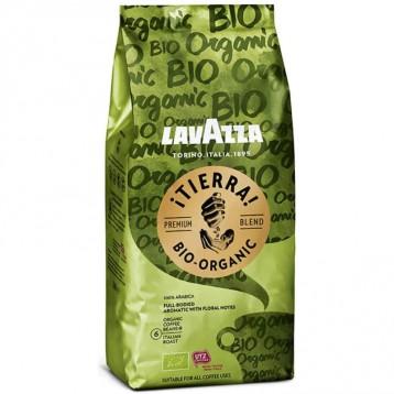 纯阿拉比卡咖啡豆:Lavazza 拉瓦萨 Tierra Bio Organic咖啡豆 1kg