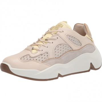 人气好价:ECCO 爱步 男士老爹鞋 潮趣系列休闲运动鞋